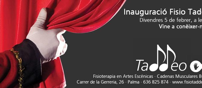 Próxima inauguración!!!!