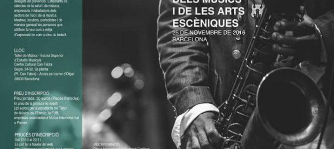 IV Jornada de la Salud de los músicos y de las Artes Escénicas