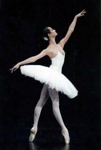 La bailarina estrella de la ópera de San Francisco, Mathilde Froustey